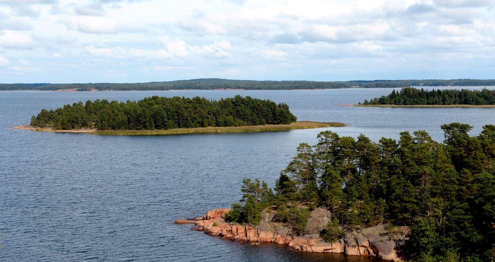 Åland, Ålands skärgård