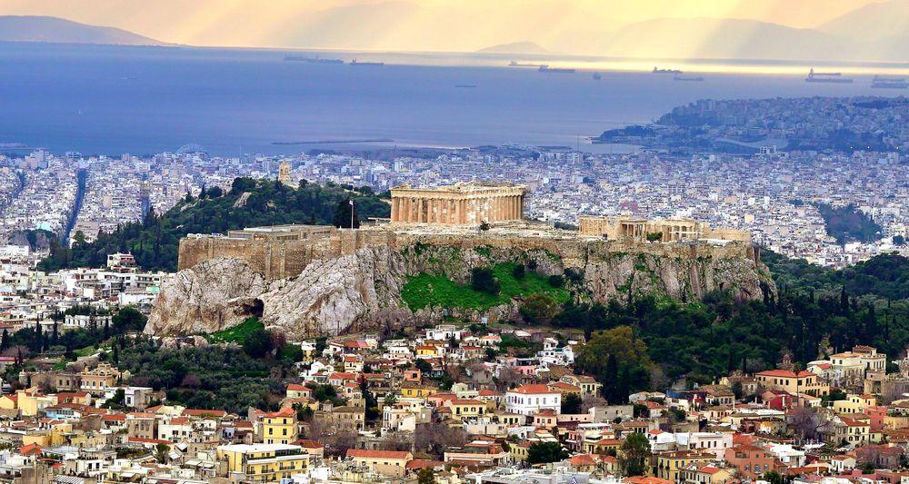 Ελλάδα /Elláda (Hellas)/, Αθήνα (Athína)