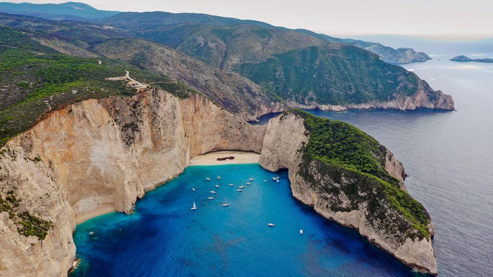 Ελλάδα /Elláda (Hellas)/, Ζάκυνθος (Zákynthos)