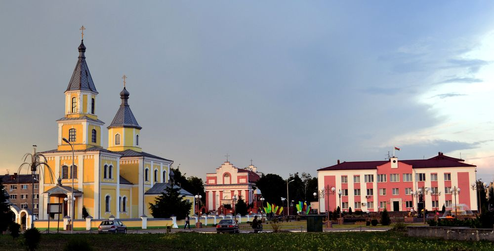 Беларусь /Bielaruś/, Іванава (Ivanava)