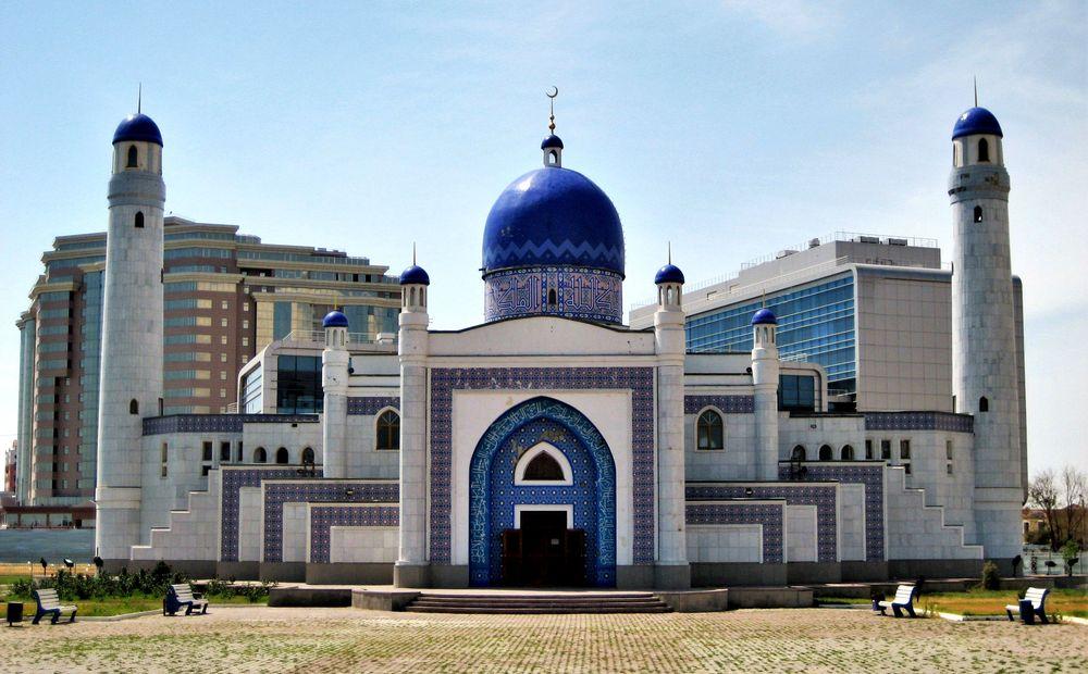 Қазақстан (Qazaqstan), Атырау (Atyrau)