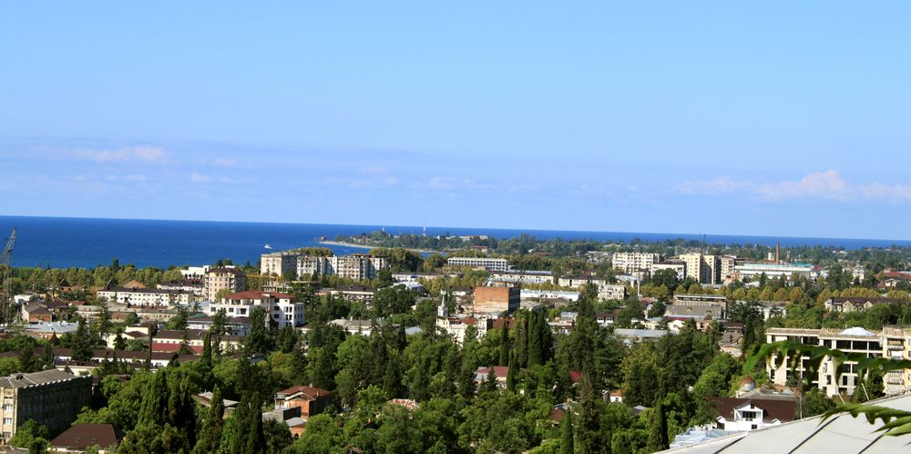 Аҧсны /Apsnü (Abkhazia)/, Аҟәа (Sokhumi)