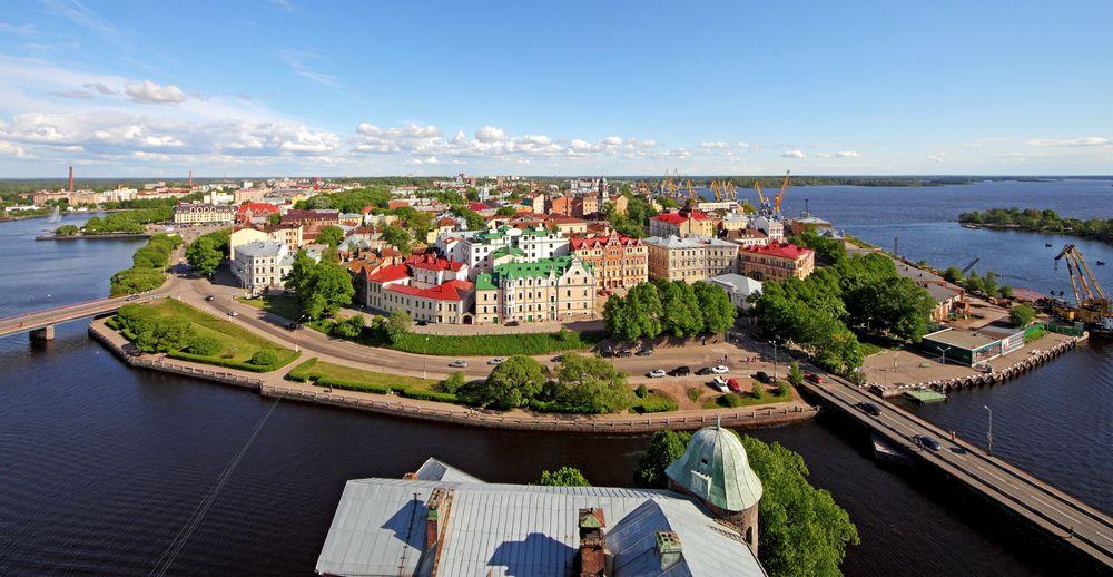 Россия (Rossiya), Выборг (Vyborg)