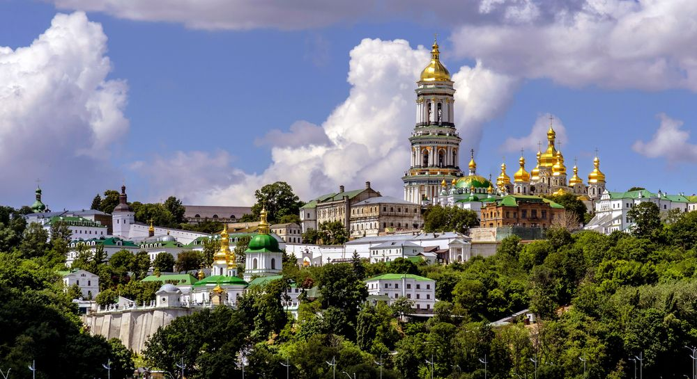 Україна (Ukrayina), Київ (Kyyiv)
