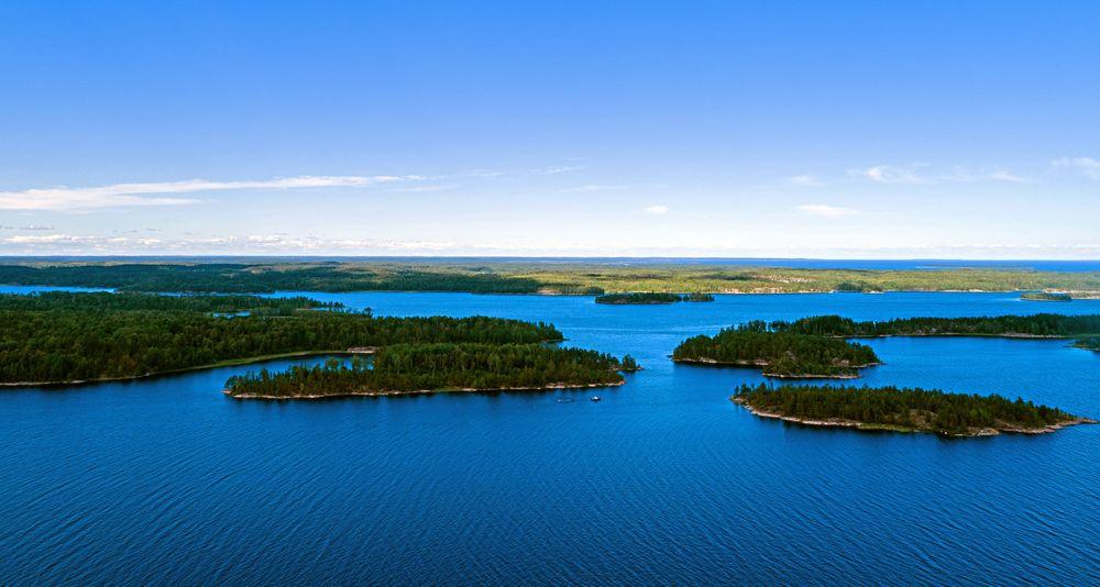 Россия (Rossiya), Ладожское озеро (Ladozhskoye ozero)