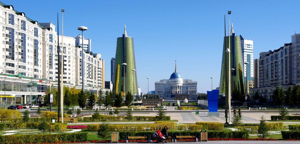 Қазақстан (Qazaqstan), Нұр-Сұлтан (Астана) /Nur-Sultan (Astana)/