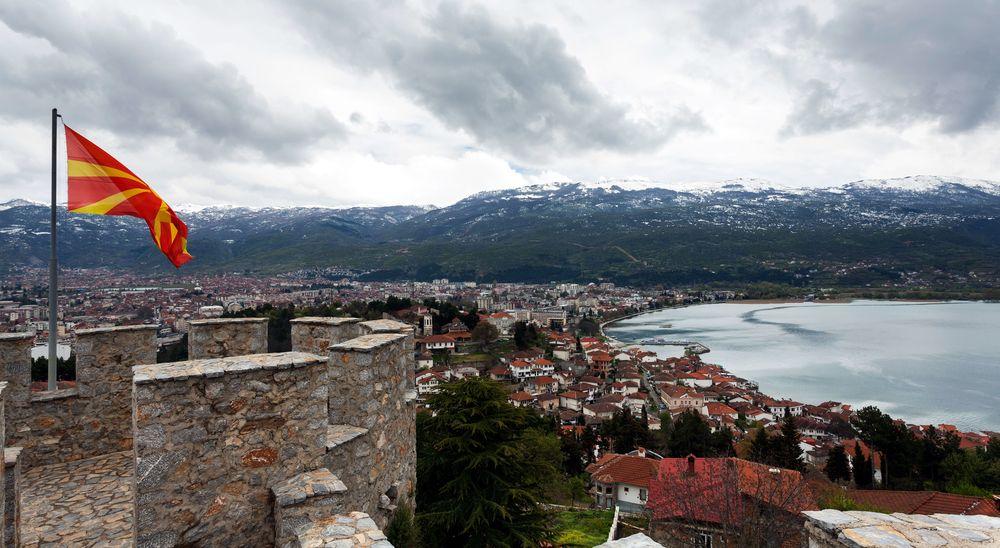 Северна Македонија (Severna Makedonija), Охрид (Ohrid)