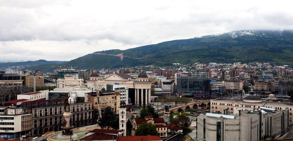 Северна Македонија (Severna Makedonija), Скопје (Skopje)