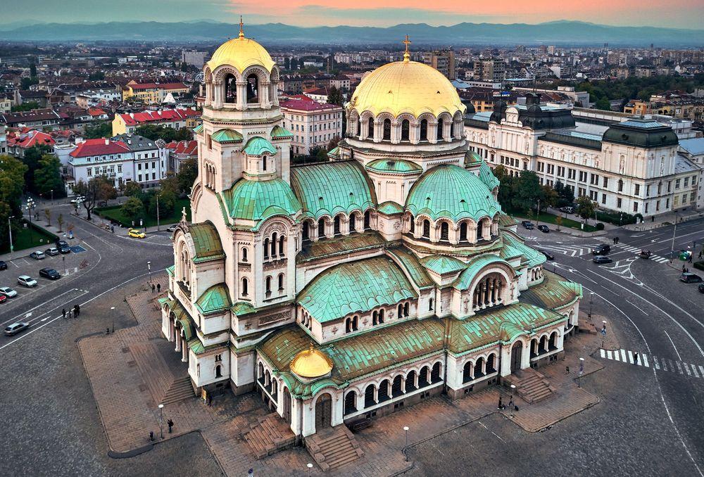 България (Bŭlgariya), София (Sofia)