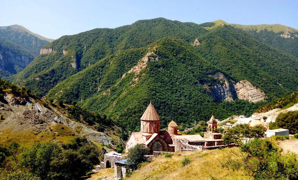 Արցախի /Artsakh/, Դադիվանք (Dadivank')