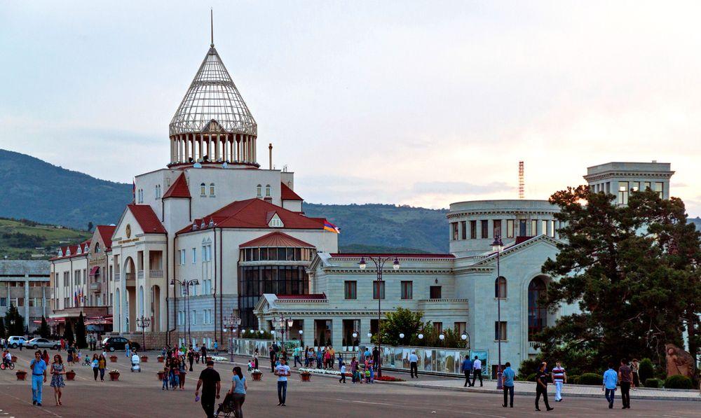 Արցախի /Artsakh/, Ստեփանակերտ (Step'anakert)