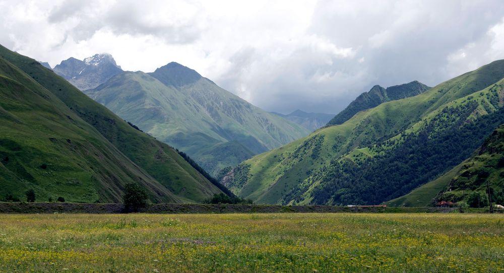 საქართველო /Sakartvelo (Georgia)/, კავკასიონი (K'avk'asioni)