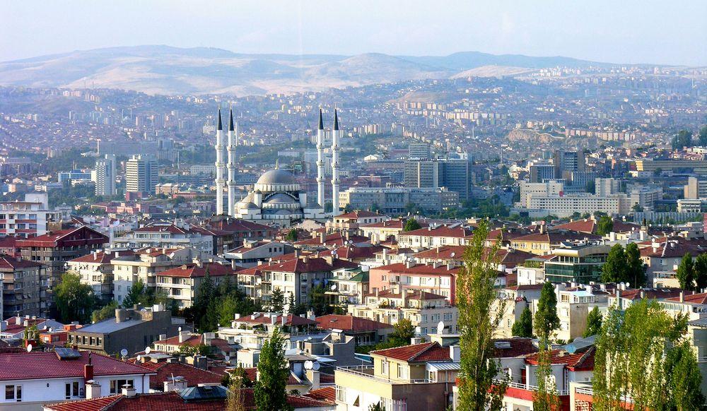 Türkiye, Ankara