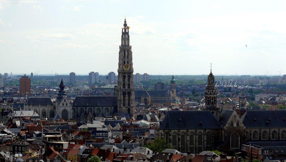 België, Antwerpen