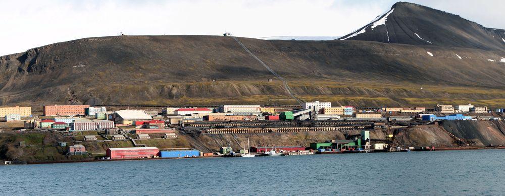 Svalbard, Barentsburg
