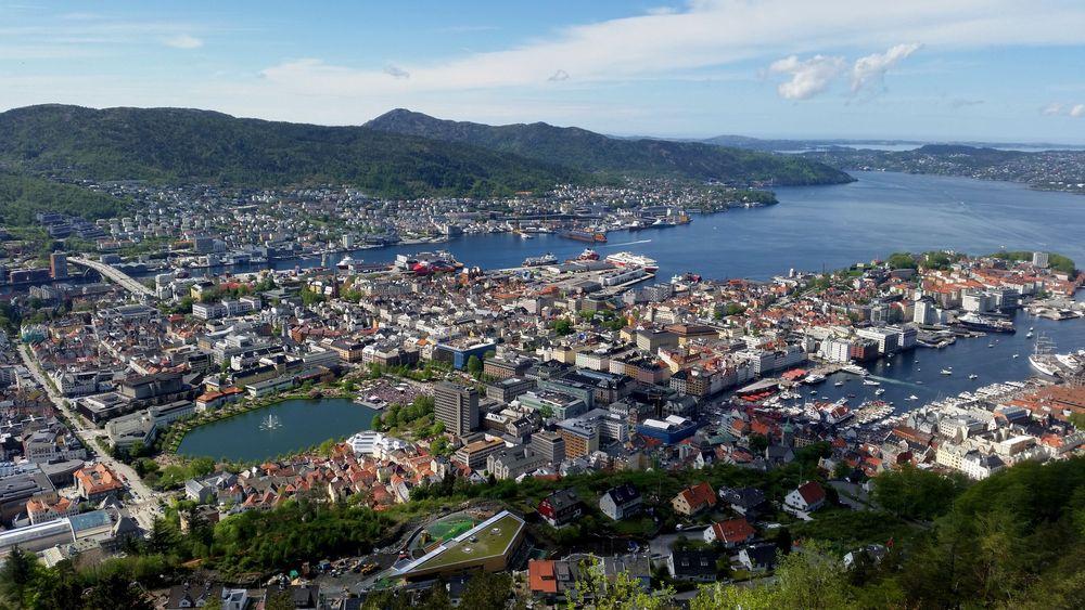 Norge, Bergen