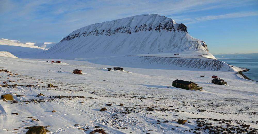 Svalbard, Bjørndalen