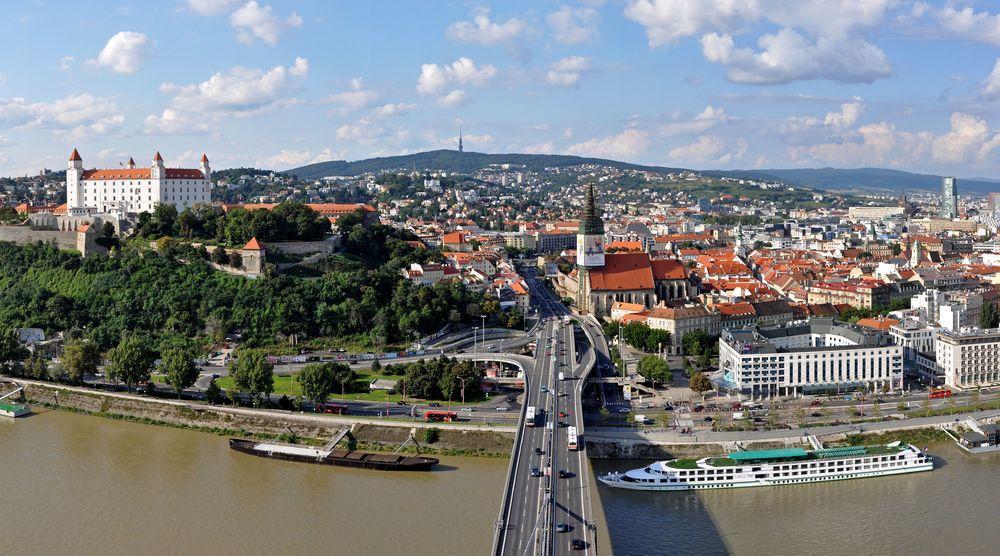 Slovensko, Bratislava