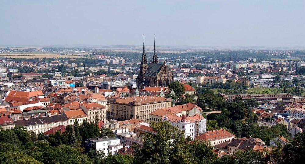 Česko, Brno