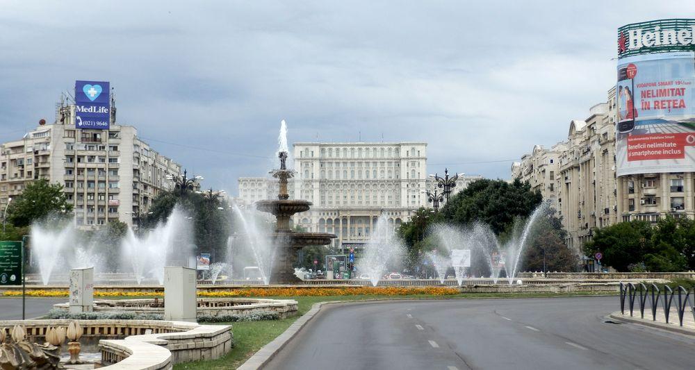 România, București