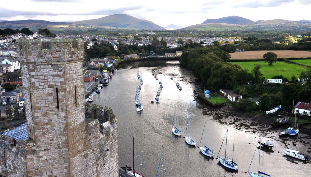 Cymru, Caernarfon