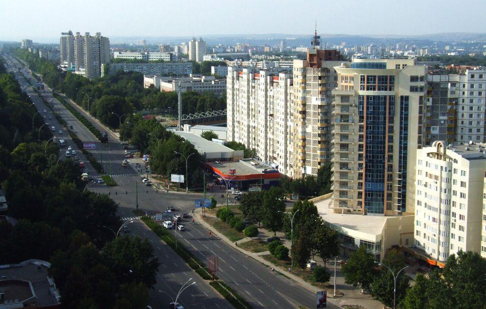 Republica Moldova, Chișinău