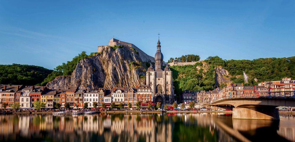 België, Dinant