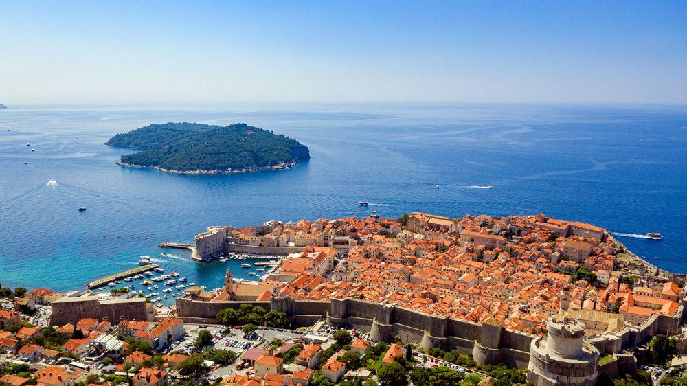 Hrvatska, Dubrovnik