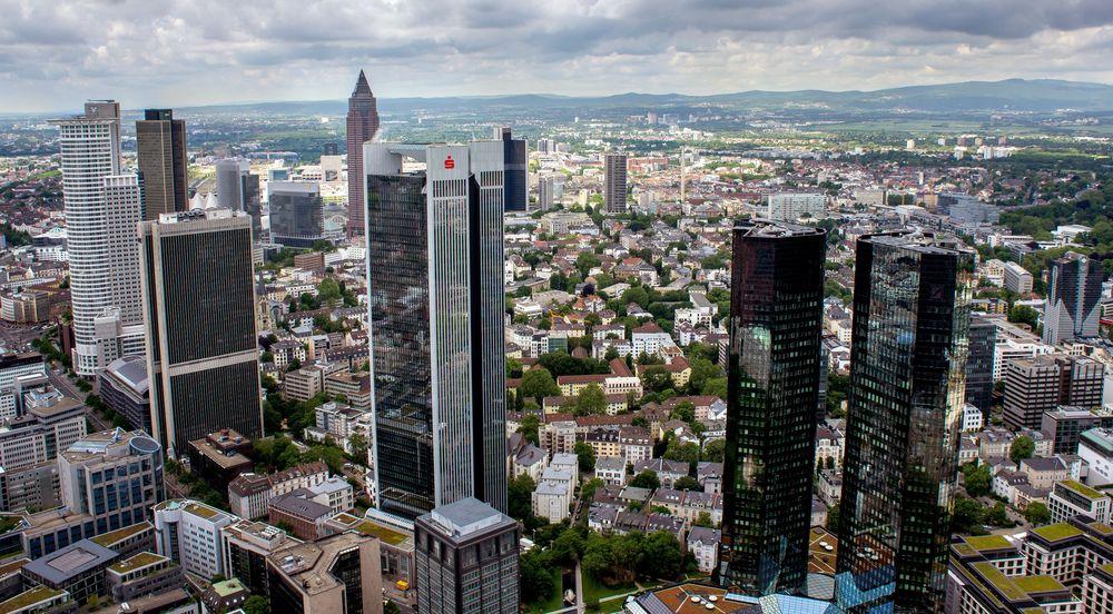 Deutschland, Frankfurt am Main