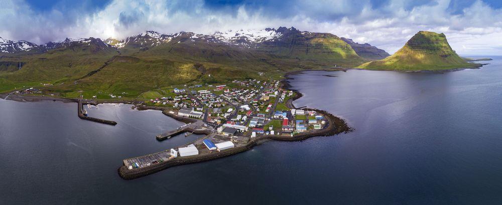Ísland, Grundarfjörður