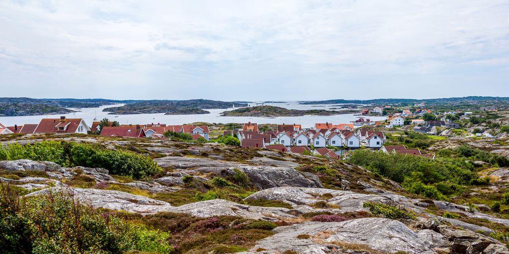 Sverige, Gullholmen