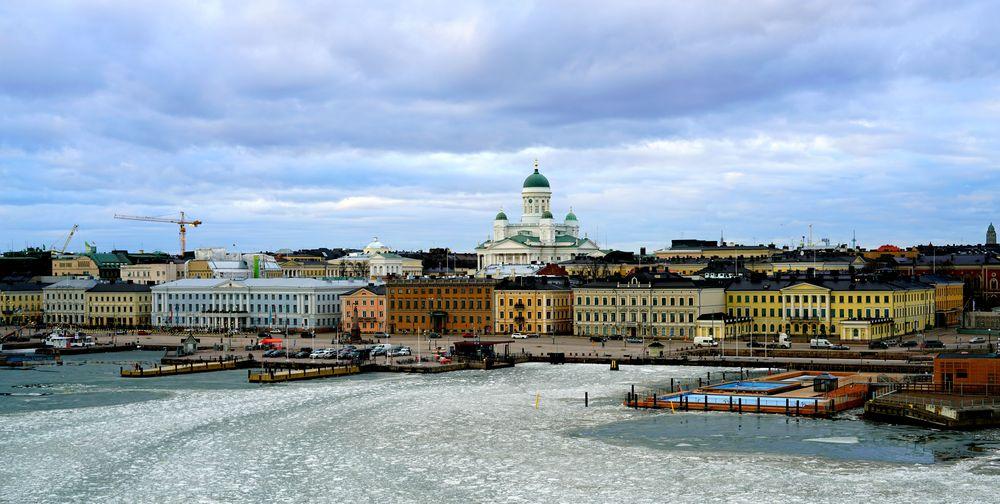 Suomi, Helsinki