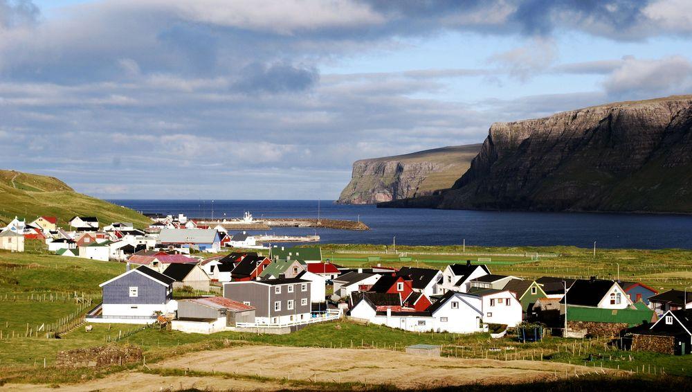 Færøerne, Hvalba