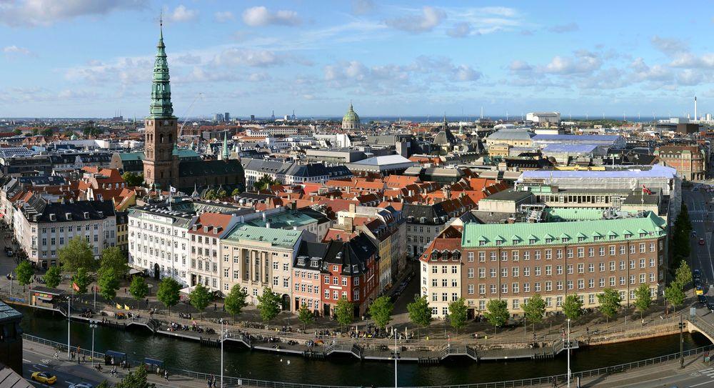 Sverige, Köpenhamn
