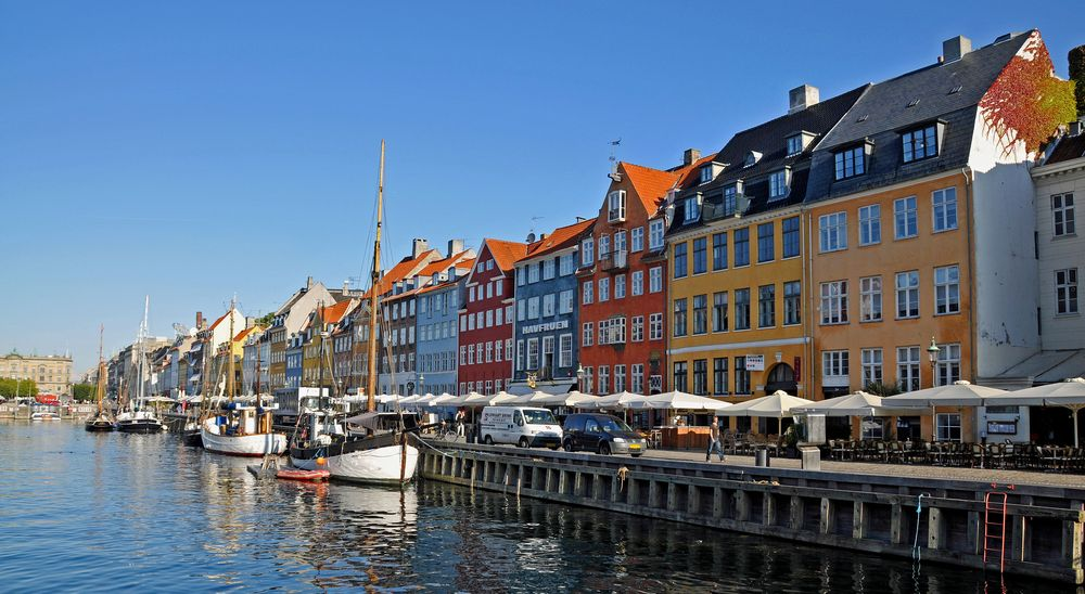 Danmark, København
