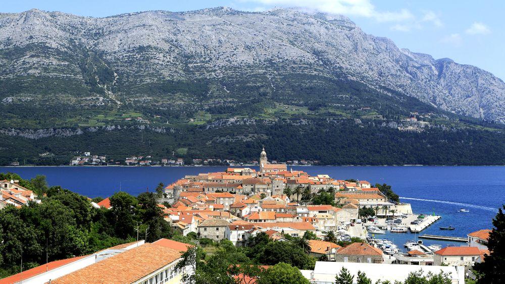 Hrvatska, Korčula