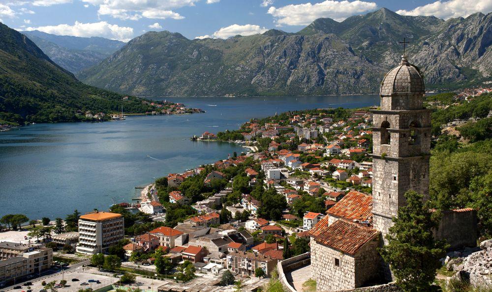 Crna Gora, Kotor