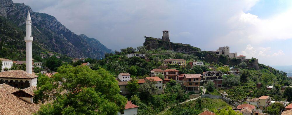 Shqipëria, Krujë