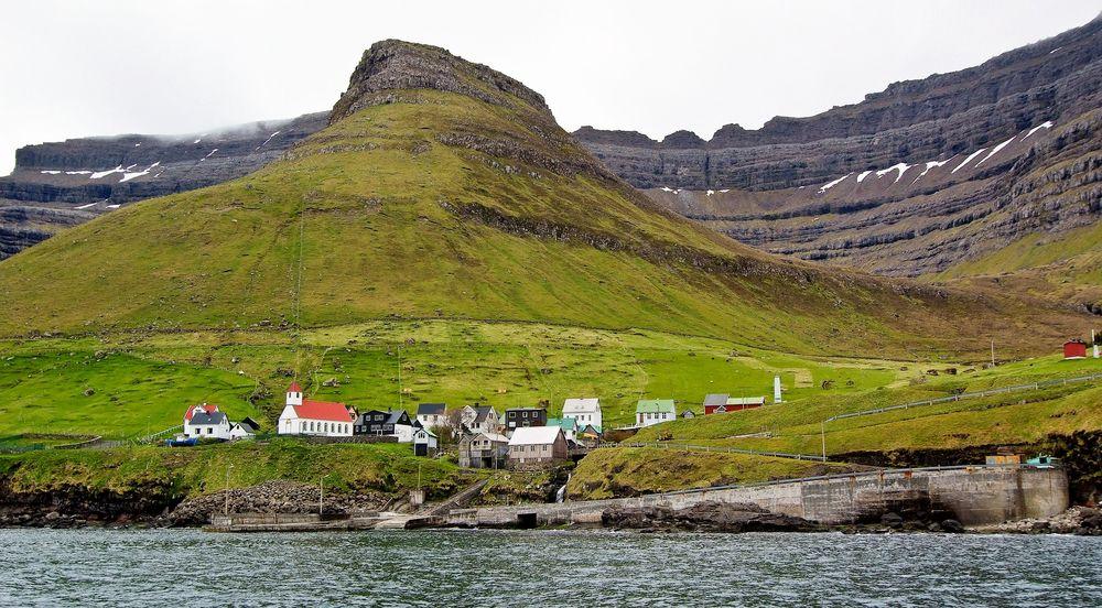 Færøerne, Kunoy