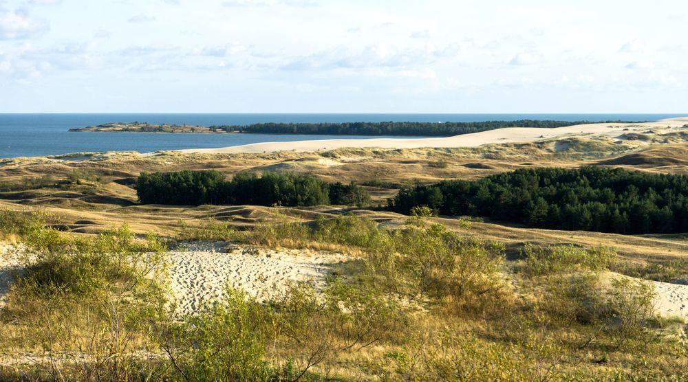 Lietuva, Kuršių nerija
