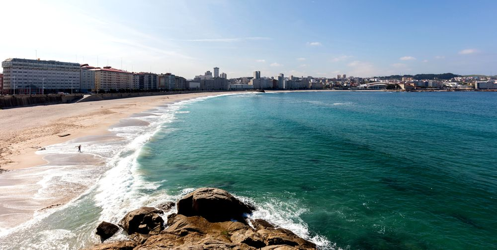 Galicia, La Coruña