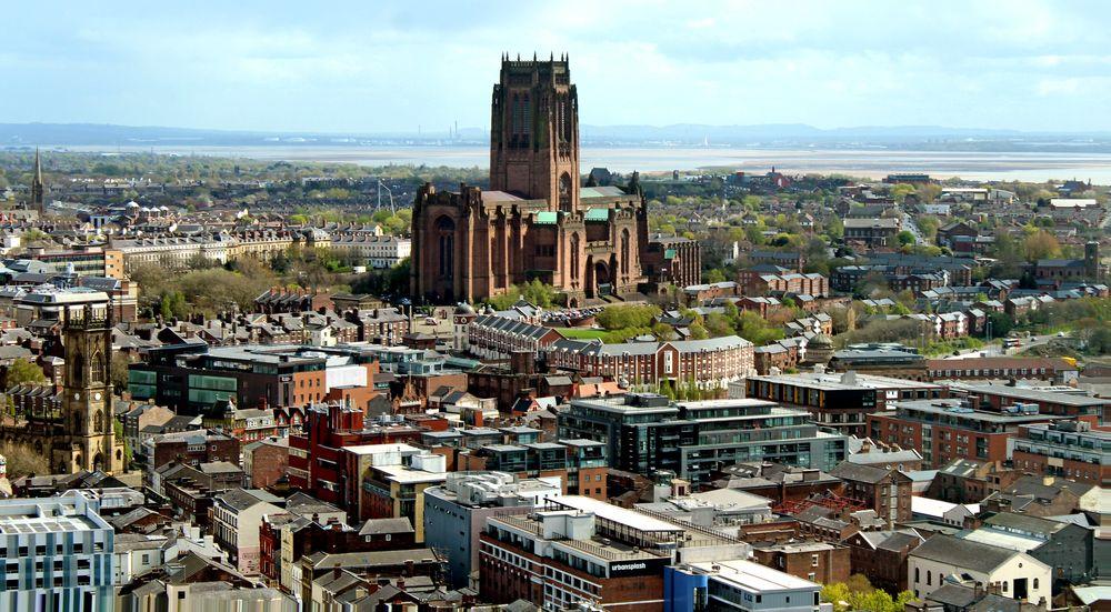 England, Liverpool
