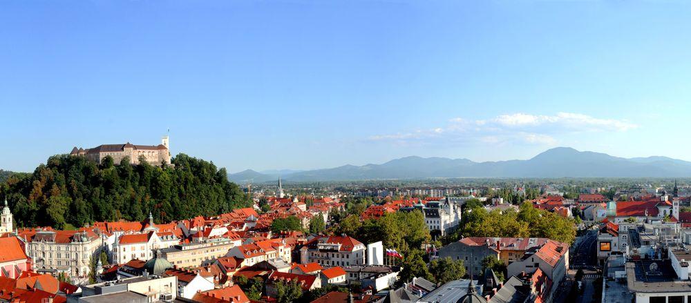 Slovenija, Ljubljana