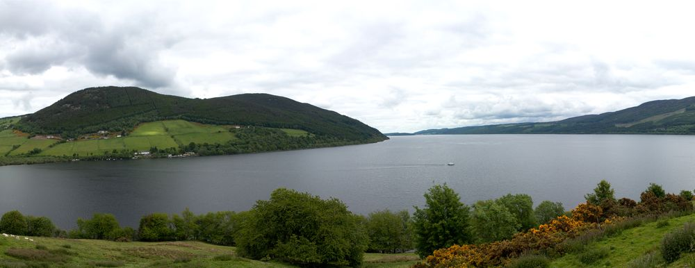 Alba, Loch Ness