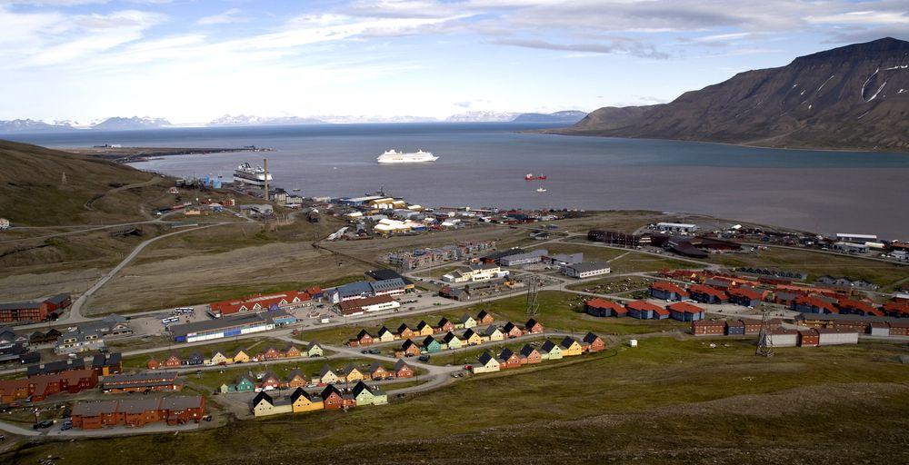 Svalbard, Longyearbyen
