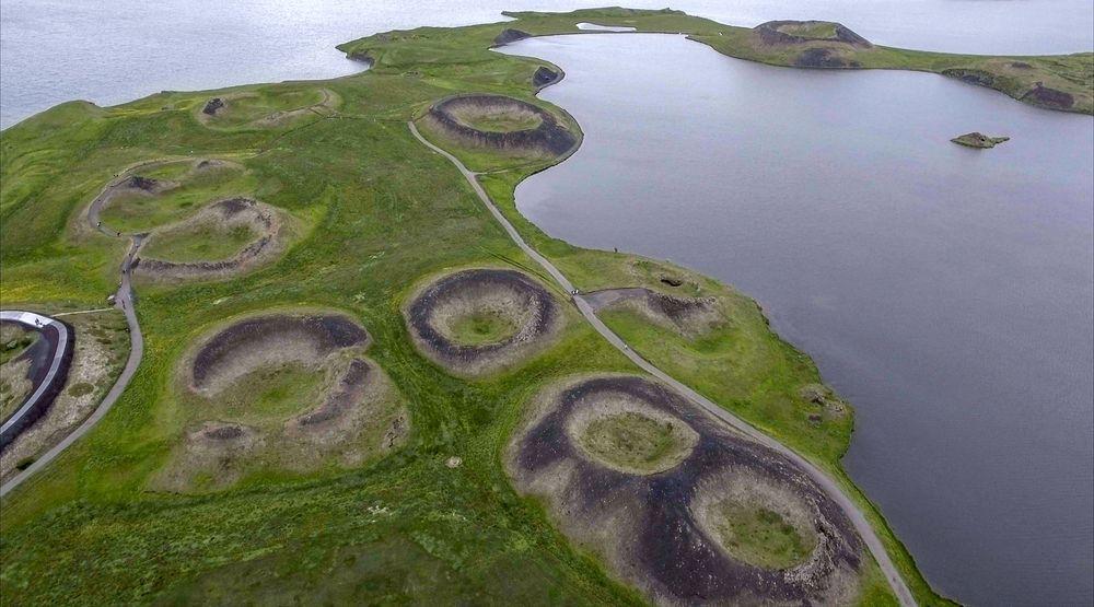 Ísland, Mývatn