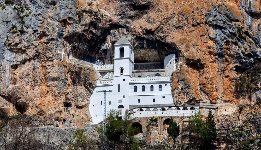 Crna Gora, Manastir Ostrog