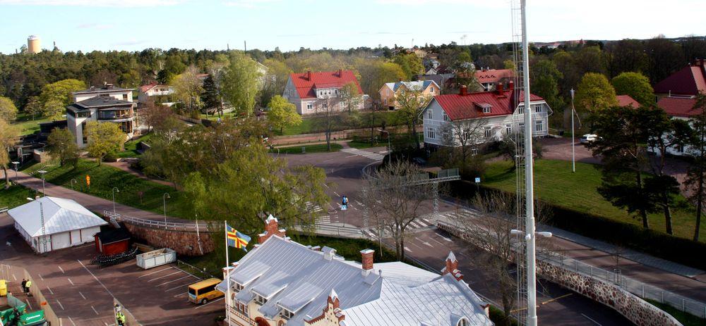 Åland, Mariehamn