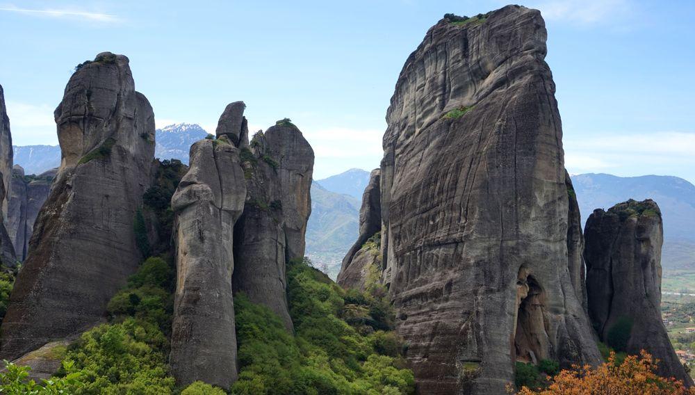 Grekio, Meteora