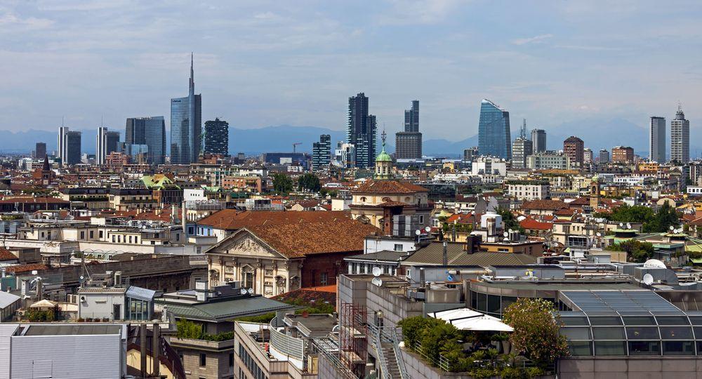 Italia, Milano